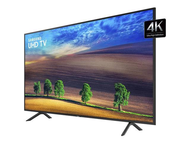 "Smart TV LED 49"" Samsung Ultra HD 4K HDR c/Conv.TV Digital 3 HDMI 2USB - 3"