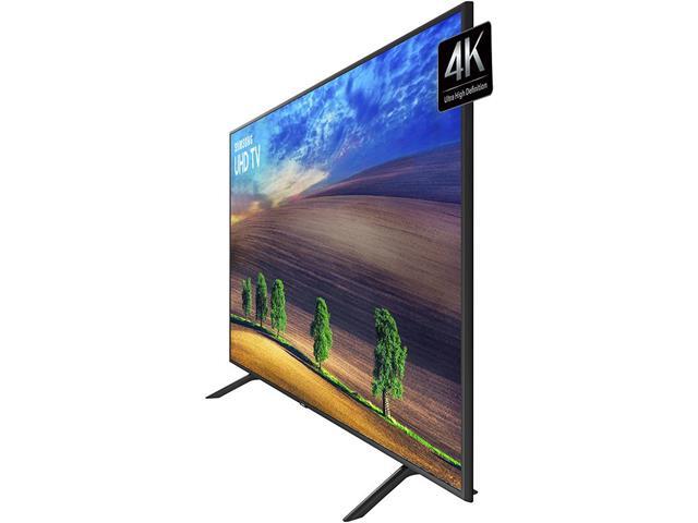 "Smart TV LED 49"" Samsung Ultra HD 4K HDR c/Conv.TV Digital 3 HDMI 2USB - 4"