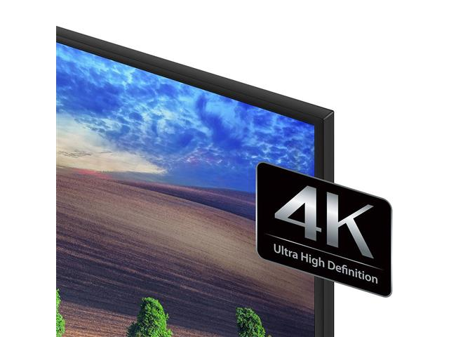 "Smart TV LED 49"" Samsung Ultra HD 4K HDR c/Conv.TV Digital 3 HDMI 2USB - 6"