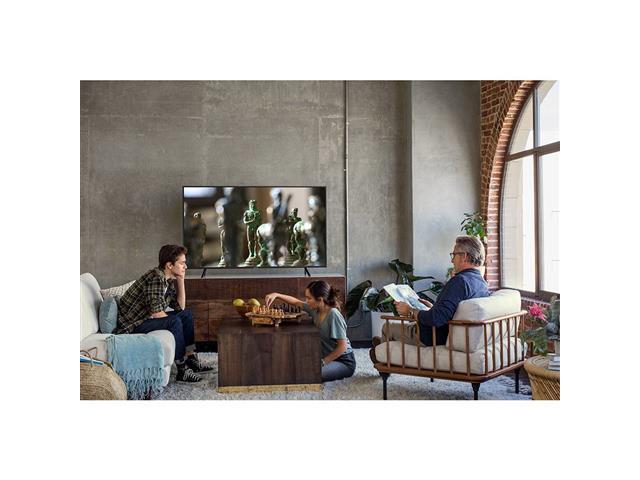 "Smart TV LED 49"" Samsung Ultra HD 4K HDR c/Conv.TV Digital 3 HDMI 2USB - 7"