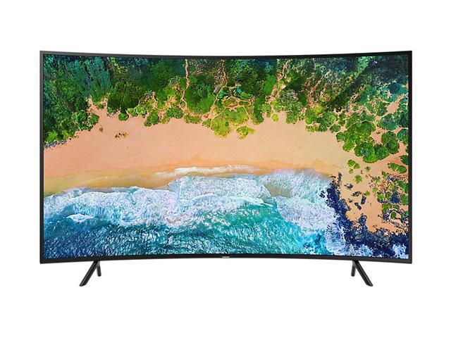 Smart TV LED 49 Curva Samsung Ultra HD 4K HDR c/Conv.TV Digital 3HDMI - 1