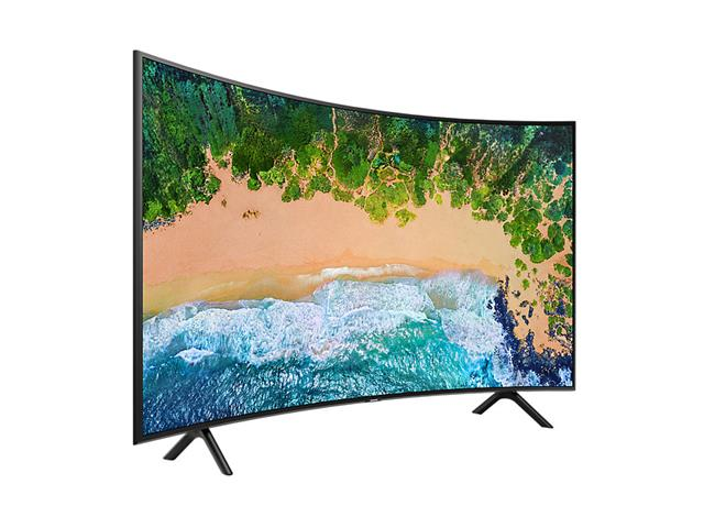 Smart TV LED 49 Curva Samsung Ultra HD 4K HDR c/Conv.TV Digital 3HDMI - 2