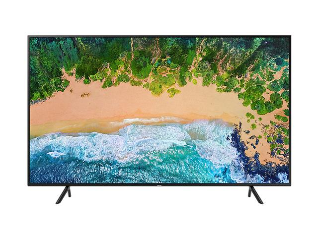 "Smart TV LED 50"" Samsung Ultra HD 4K HDR c/Conv.TV Digital 3 HDMI 2USB"