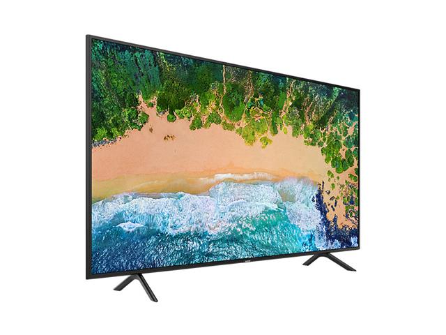 "Smart TV LED 50"" Samsung Ultra HD 4K HDR c/Conv.TV Digital 3 HDMI 2USB - 2"