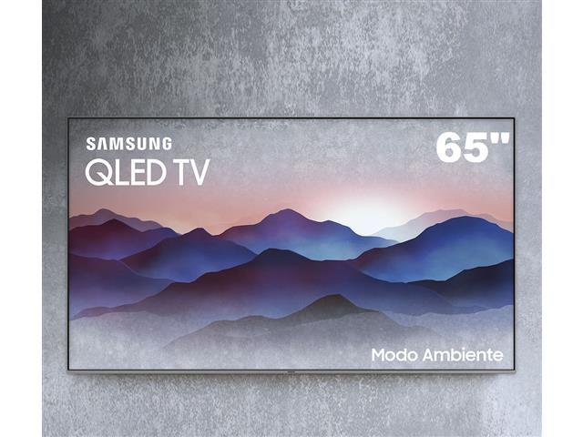 Smart TV QLED 65 Samsung Q6FN UHD 4K Pontos Quânticos HDR 4HDMI 240Hz