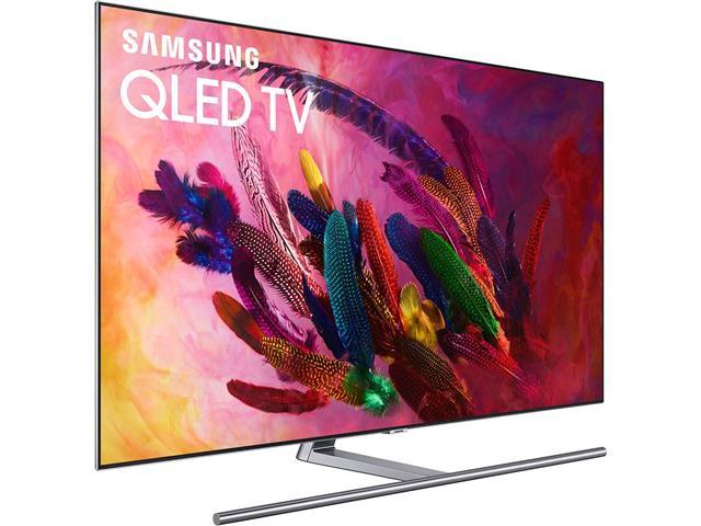 Smart TV QLED 65 Samsung Q7FN UHD 4K Pontos Quânticos HDR 4HDMI 240Hz - 2