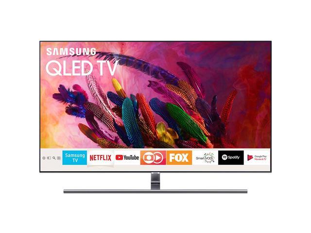 Smart TV QLED 65 Samsung Q7FN UHD 4K Pontos Quânticos HDR 4HDMI 240Hz - 1