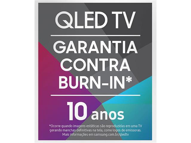 Smart TV QLED 65 Curva Samsung Q8C UHD 4K Pontos Quânticos HDR 4 HDMI - 9