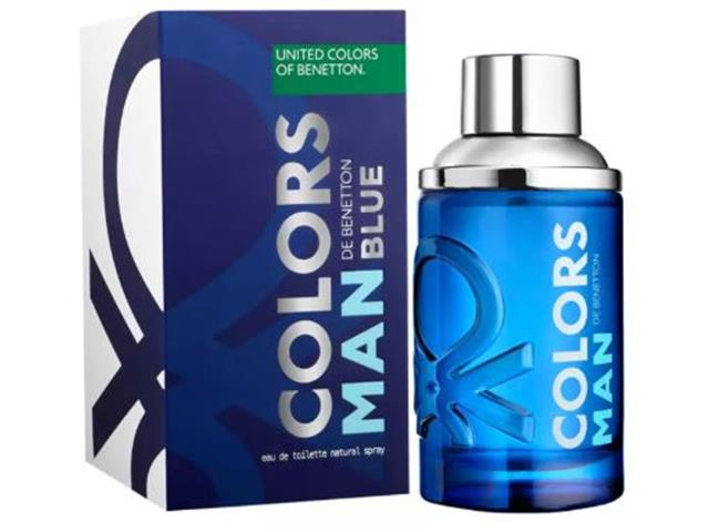 Perfume Colors Man Blue Benetton Eau de Toilette Masculino 60mL - 2