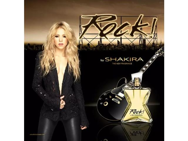 Perfume Feminino Rock! by Shakira Eau de Toilette 80mL - 2