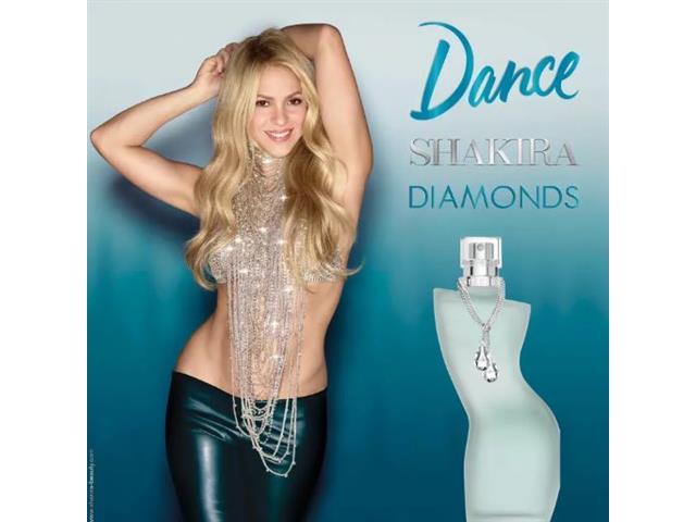Perfume Feminino Shakira Dance Diamonds Eau de Toilette 80mL - 2