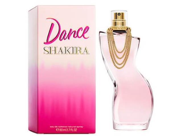 Perfume Feminino Shakira Dance Eau de Toilette 80mL - 1