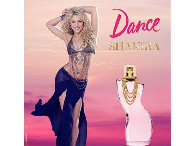 Perfume Feminino Shakira Dance Eau de Toilette 80mL - 2
