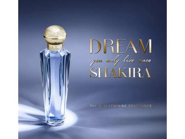 Perfume Feminino Shakira Dream Eau de Toilette 80mL - 2