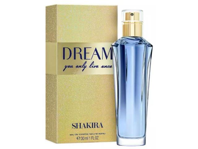 Perfume Feminino Shakira Dream Eau de Toilette 30mL - 1