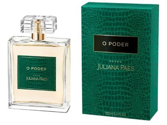 Perfume Feminino Juliana Paes O Poder Eua De Toilette 100mL - 1