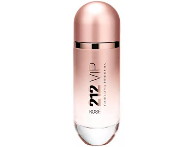 Perfume Feminino 212 VIP Rosé Carolina Herrera Eau de Parfum 125mL
