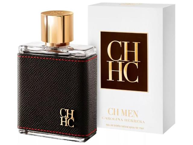 Perfume Masculino CH Men Carolina Herrera Eau de Toilette 200mL - 1