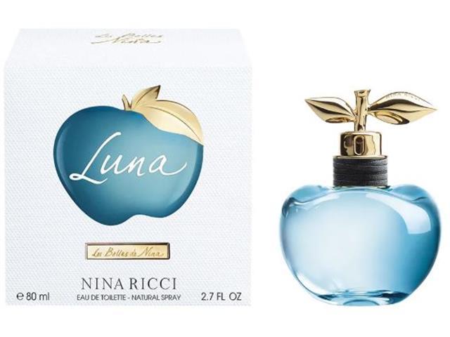 Perfume Feminino Luna Nina Ricci Eau de Toilette 80mL - 1
