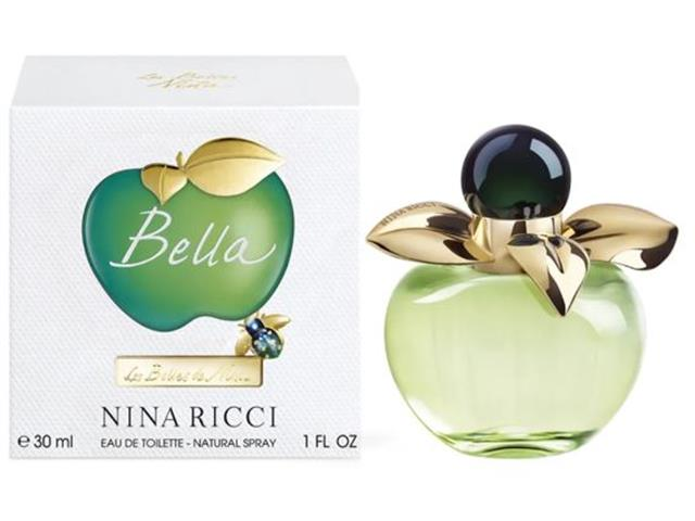 Perfume Feminino Nina Ricci Bella Eau de Toilette 30mL - 1