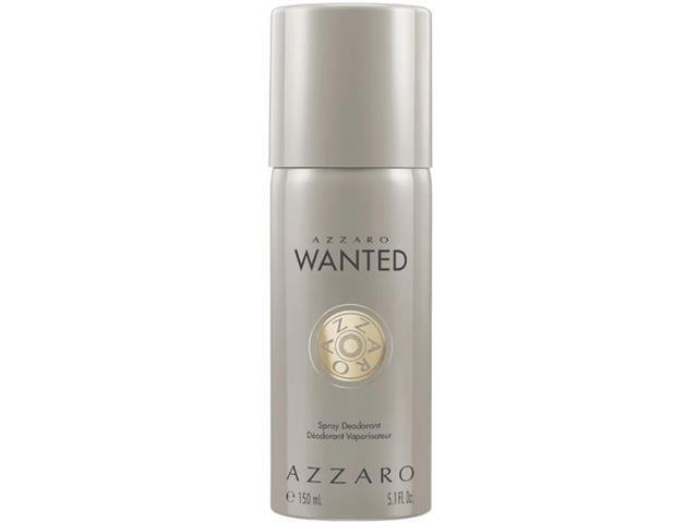 Desodorante Masculino Azzaro Wanted 150mL