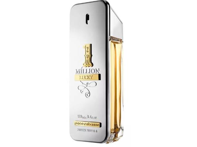 Perfume Masculino 1 Million Lucky Paco Rabanne Eau de Toilette 100mL