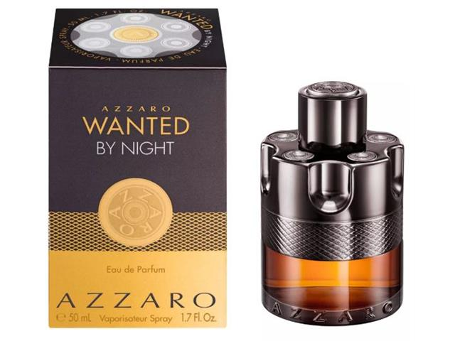 Perfume Masculino Azzaro Wanted by Night Eau de Parfum 50mL - 1