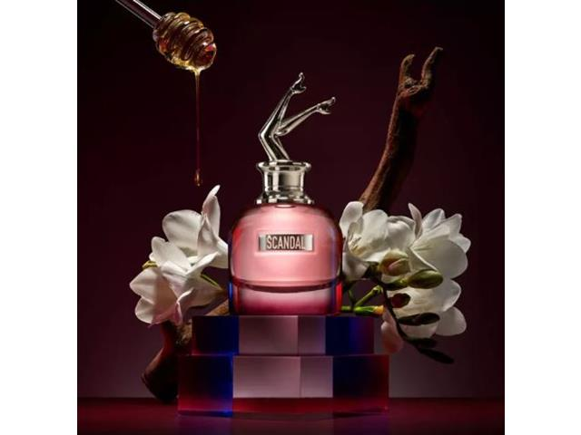 Perfume Feminino Scandal By Night JeanPaul Gaultier Eau de Parfum 50mL - 3