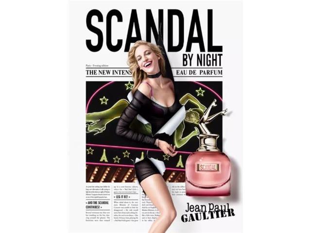 Perfume Feminino Scandal By Night JeanPaul Gaultier Eau de Parfum 80mL - 2