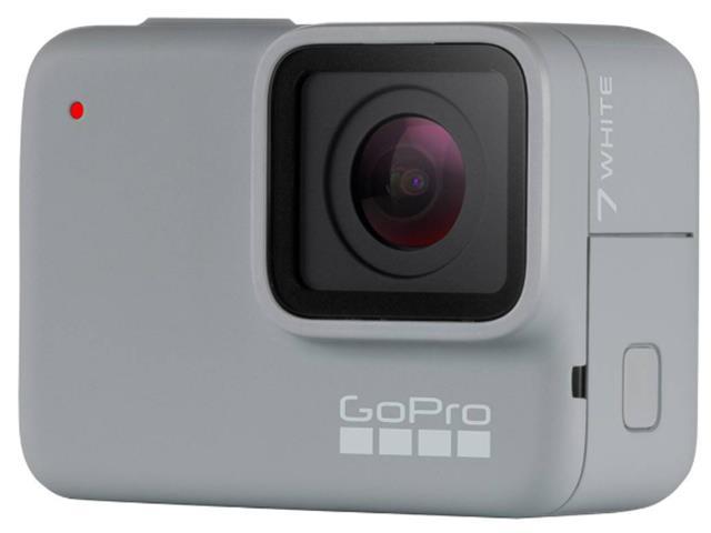 Câmera Digital Gopro Hero 7 White 10.1MP Wi-Fi Gravação Full HD - 1