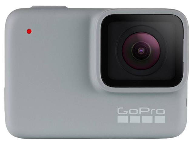 Câmera Digital Gopro Hero 7 White 10.1MP Wi-Fi Gravação Full HD