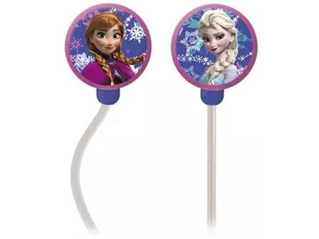 Fone de Ouvido Multilaser Frozen Princess