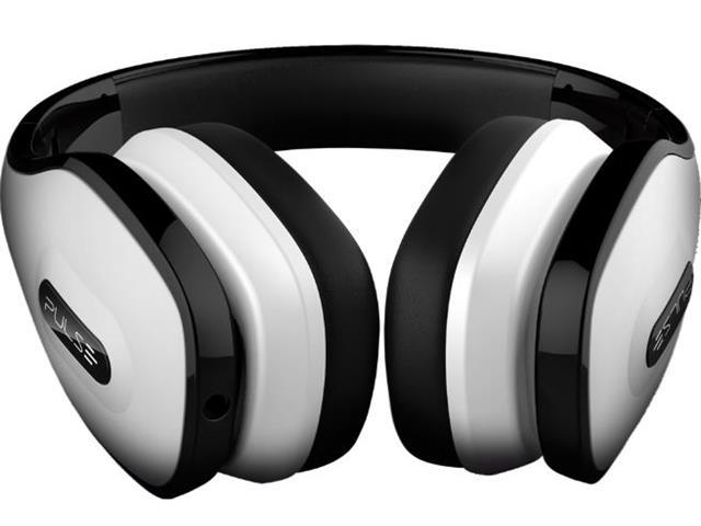 Headphone Multilaser Pulse Over Ear com Microfone Integrado Branco - 1
