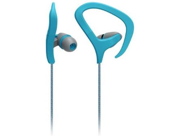 Fone de Ouvido Multilaser Earhook Cabo de Nylon com Microfone Azul