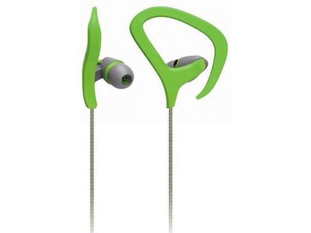 Fone de Ouvido Multilaser Earhook Cabo de Nylon com Microfone Verde