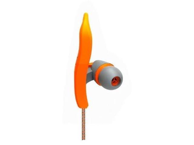 Fone de Ouvido Multilaser Earhook Cabo de Nylon com Microfone Laranja - 1