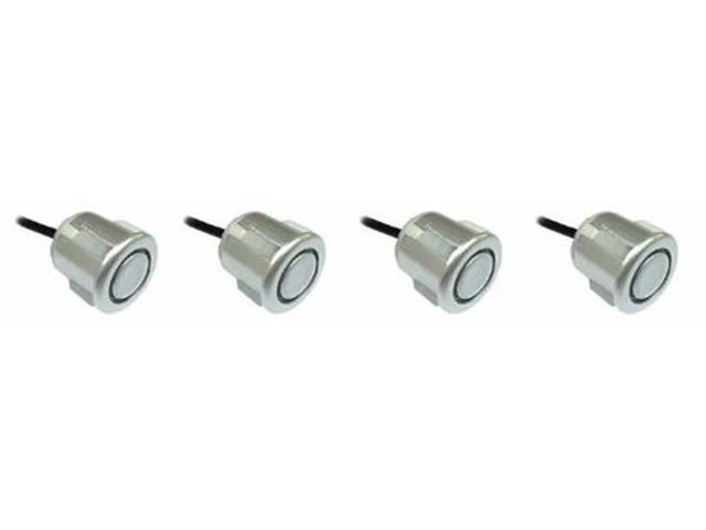 Sensor de Estacionamento Mutilaser com Led 4 pontos Metálico - 1
