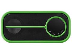 Caixa de Som Bluetooth Multilaser Pulse Speaker Verde 10w - 0