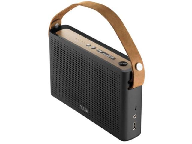 Caixa de Som Bluetooth Sound Multilaser Pulse Preta 30W