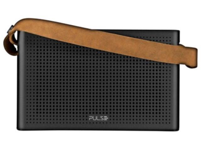 Caixa de Som Bluetooth Sound Multilaser Pulse Preta 30W - 3