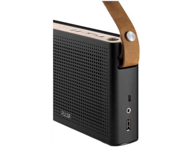 Caixa de Som Bluetooth Sound Multilaser Pulse Preta 30W - 2