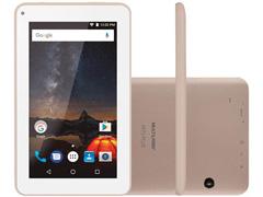 "Tablet Multilaser M7S Plus Dourado com 8GB WI-FI Tela 7"""
