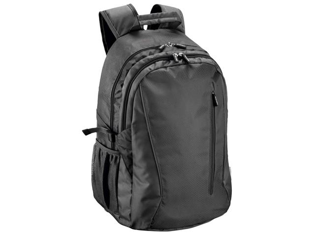 Mochila para Notebook Multilaser Jacquard Preta 15,6''