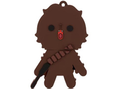Pendrive Star Wars Multilaser Chewbacca 8GB