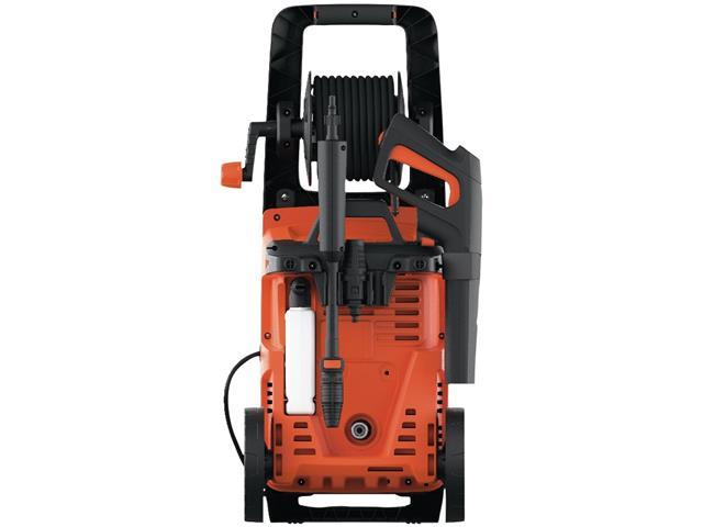 Lavadora de Alta Pressão Max Black & Decker 2.030 Libras 2000W - 1