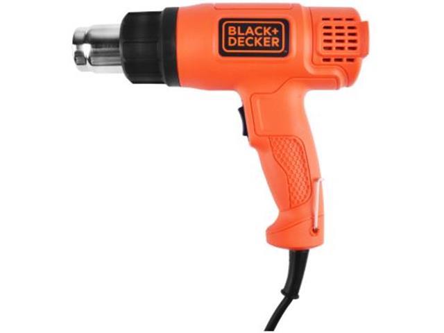 Soprador Térmico Black & Decker 1500W 2 Temperaturas