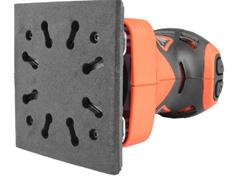 Lixadeira Orbital Elétrica 180W Black & Decker com Coletor de Pó - 2