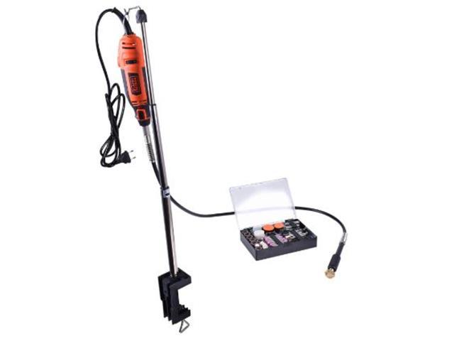 Kit Micro Retífica 180W Black & Decker com 113 Acessórios - 5