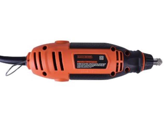 Kit Micro Retífica 180W Black & Decker com 113 Acessórios - 2