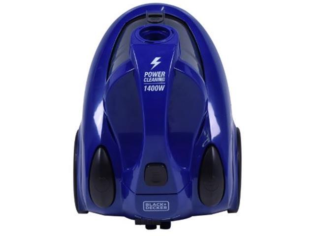 Aspirador de Pó Black & Decker Ciclônico Azul 110V - 2